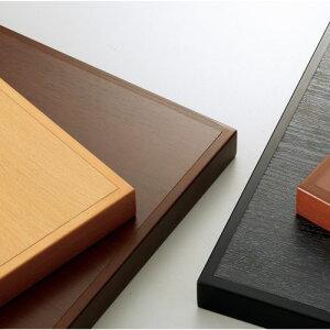 【受注生産品】CHERRY(チェリーレスタリア) テーブル天板 メラミン化粧板・木縁巻き 幅500×奥行600mm/プロ用/新品/送料無料