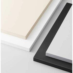 【受注生産品】CHERRY(チェリーレスタリア) テーブル天板 FENIX・ABS樹脂エッジ 幅700×奥行700mm/プロ用/新品/送料無料
