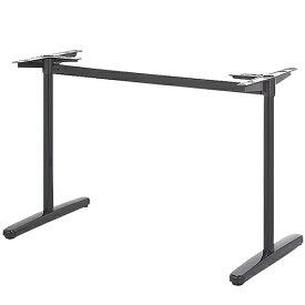 プロシード(丸二金属) テーブル脚 TABLE LEG 対立脚 DT501-F 幅1365×高さ680(mm) 業務用 送料無料 テンポス