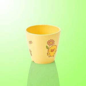 子供食器 コップ 小 ひよこぐみイエロ/新品/プロ用
