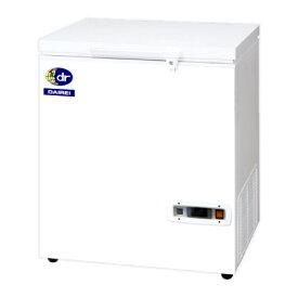 ダイレイ 冷凍ストッカー 133L -60度タイプ DF-140e 冷凍庫 幅720×奥行698×高さ848 単相100V【送料無料】 /テンポス