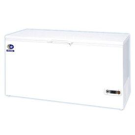 ダイレイ 冷凍ストッカー チェスト型 スーパーフリーザー 冷凍庫 -60度 476L DF-500e 幅1664×奥行758×高さ891 単相100V【送料無料】 /テンポス
