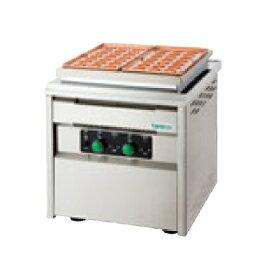 【業務用】【新品】 タニコー たこ焼器 自動回転たこ焼器半自動(半自動回転機能に特化したエントリーモデル) TKE-42N-50-60H 幅500×奥行600×高さ600 (50/60Hz) 【送料無料】 /テンポス
