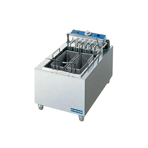 【業務用】電気フライヤー 卓上タイプ 【TEF-13-6W】【ニチワ電気】幅750×奥行600×高さ300【プロ用】