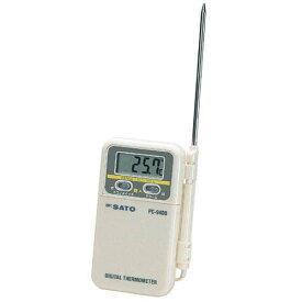 中心温度計 デジタル温度計 PC-9400 佐藤計量器/業務用/新品/小物送料対象商品