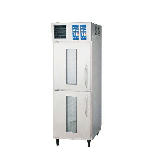 福島工業 ドゥコンディショナー(2室独立制御) QBX-216DCLT2 幅620×奥行1057×高さ1920 【送料無料】【業務用/新品】【プロ用】