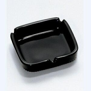 灰皿 ノワール 東洋佐々木ガラス(TOYOSASAKI GLASS) 44007BK/(業務用) /テンポス