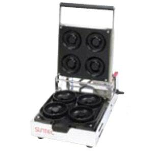 ベイクドドーナツメーカー CA-4/業務用/新品/送料無料 /テンポス