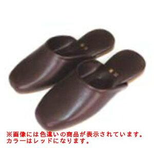抗菌 スリッパ クラウンSP 1076 レッド/業務用/新品 /テンポス