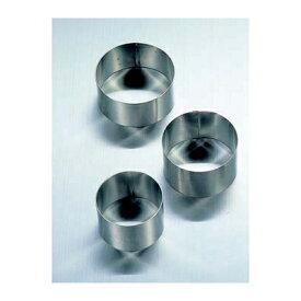 セルクルリング 丸型 18-8 スポット溶接 EBM 60mm×50mm/業務用/新品/小物送料対象商品 /テンポス