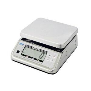 【業務用/新品】【大和製衡】防水デジタル上皿はかり(検定付) UDS-600-WPK6 【送料無料】