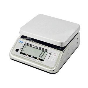 【業務用/新品】【大和製衡】防水デジタル上皿はかり UDS-600-WPN-6 【送料無料】