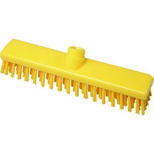 バーテック バーキュートプラス デッキブラシヘッド 黄/プロ用/新品/小物送料対象商品