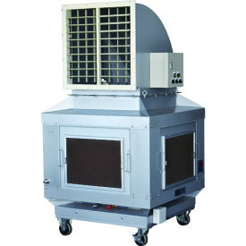 鎌倉 気化放熱式涼風扇 屋内移動形 クールルーフファン 24MK CRF24MKE3/プロ用/新品/送料別途見積