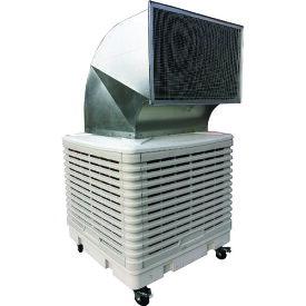 アースブロー ダクト付大型気化式冷風機 EADTC300D1/プロ用/新品/送料別途見積