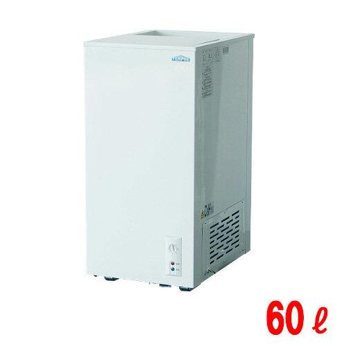 【即納可】【業務用】冷凍ストッカー 60L 冷凍庫 スライドタイプ TBSF-60-RH W415×D545×H843【送料無料】