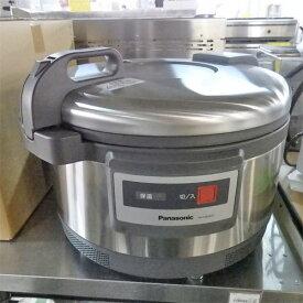 【中古】炊飯ジャー パナソニック(Panasonic) SK-PJB3600 幅502×奥行429×高さ344 【送料別途見積】【未使用品】【業務用】