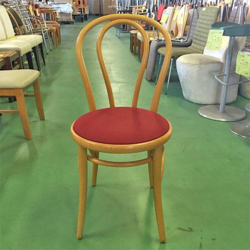 【中古】椅子 幅410×奥行450×高さ860 【送料別途見積】【業務用】