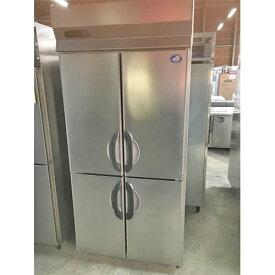 【中古】縦型冷凍庫 フクシマガリレイ(福島工業) SRF-G983S 幅900×奥行800×高さ2000 【送料別途見積】【業務用】