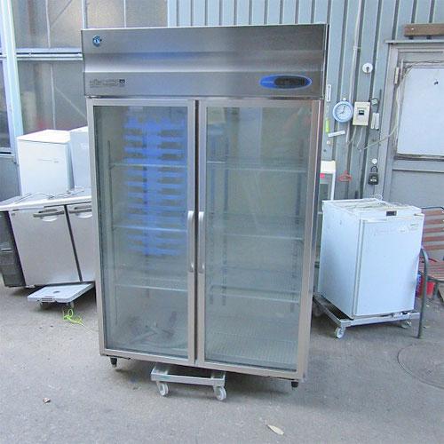 【中古】冷蔵リーチインショーケース ホシザキ RS-120XT-2 幅1200×奥行660×高さ1890 【送料無料】【業務用】