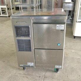 【中古】チップアイス製氷機 ホシザキ CM-100K 幅600×奥行600×高さ800 【送料別途見積】【業務用】