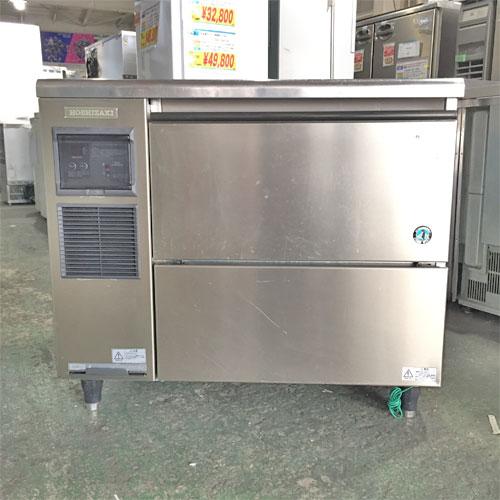 【中古】チップアイス製氷機 ホシザキ CM-100K 幅900×奥行600×高さ800 【送料別途見積】【業務用】