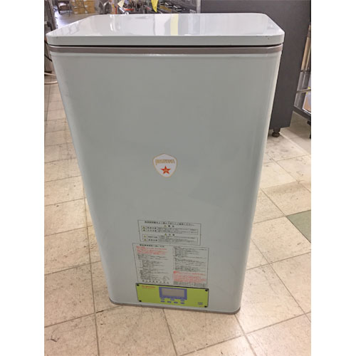 【中古】電気貯蔵湯沸器 細山熱器 HDEN-45 幅430×奥行300×高さ780 【送料無料】【未使用品】【業務用】