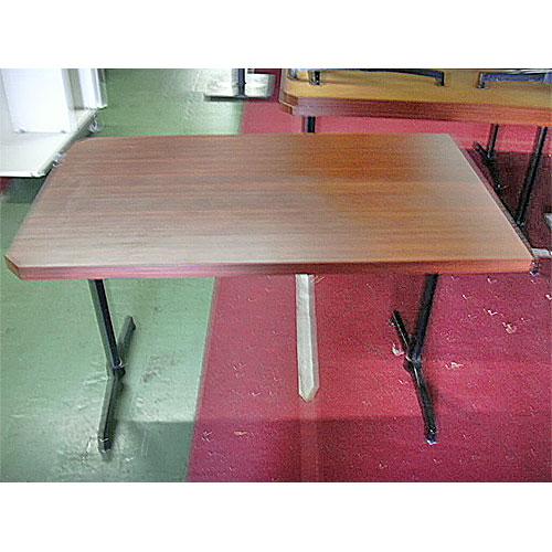【中古】テーブル 幅1200×奥行700×高さ730 【送料別途見積】【業務用】