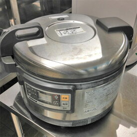 【中古】電気炊飯ジャー ナショナル(パナソニック(Panasonic)) SR-PGB36 幅502×奥行429×高さ344 【送料別途見積】【業務用】