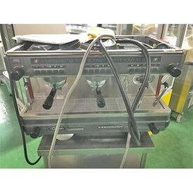 【中古】チンバリコーヒーマシン FMI(エフエムアイ) 幅785×奥行560×高さ475 三相200V 【送料別途見積】【業務用】