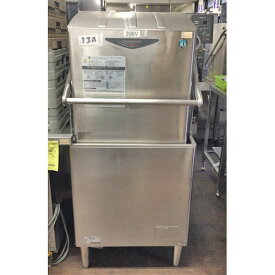 【中古】食器洗浄機 ホシザキ JWE-680A 幅650×奥行720×高さ1400 三相200V 50Hz専用 【送料無料】【業務用】