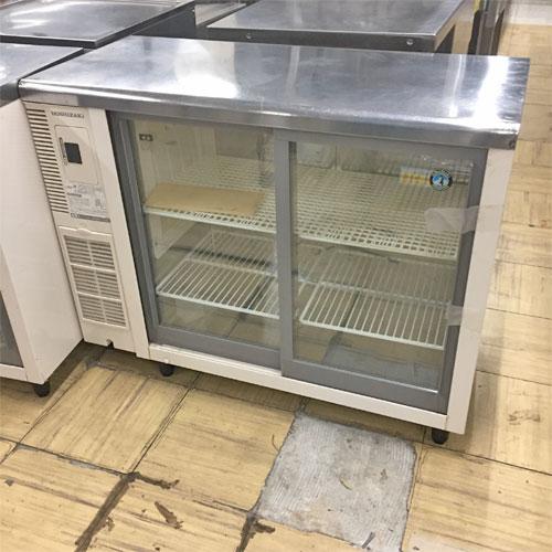 【中古】冷蔵ショーケース ホシザキ RTS-100STB2 幅1000×奥行450×高さ800 【送料別途見積】【業務用】