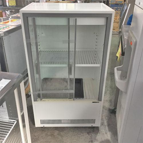 【中古】冷蔵ショーケース タニコー VRS-68X 幅633×奥行435×高さ1123 【送料別途見積】【業務用】