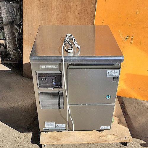 【中古】製氷機 ホシザキ CM-100F 幅600×奥行600×高さ800 50Hz専用 【送料無料】【業務用】