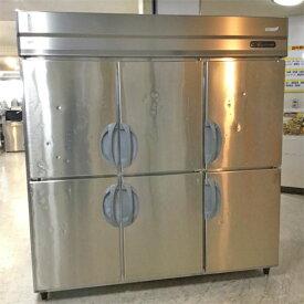 【中古】冷凍冷蔵庫 福島工業(フクシマ) URD-62PM1 幅1790×奥行800×高さ1950 【送料別途見積】【業務用】
