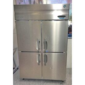 【中古】縦型冷凍冷蔵庫 ホシザキ HRF-120X 幅1200×奥行800×高さ1980 【送料無料】【業務用】