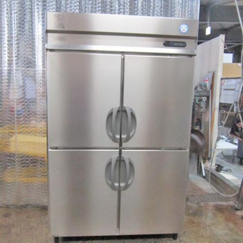 【中古】冷凍冷蔵庫 福島工業(フクシマ) URD-121PM6 幅1200×奥行800×高さ1920 【送料別途見積】【業務用】