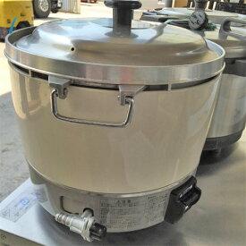 【中古】炊飯器 リンナイ RR-30S1 幅450×奥行421×高さ425 都市ガス 【送料別途見積】【業務用】