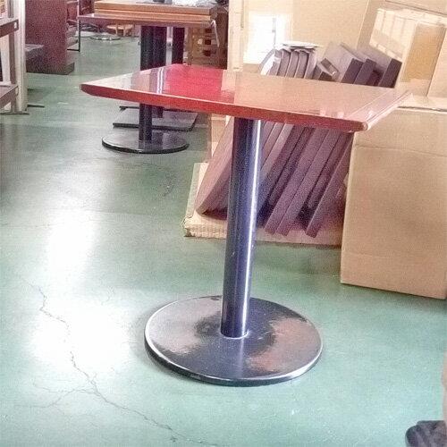 【中古】テーブル 幅700×奥行500×高さ710 【送料無料】【業務用】
