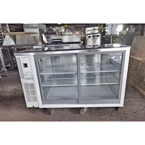 【中古】冷蔵ショーケース ホシザキ RTS-120SNB2 幅1200×奥行600×高さ800 【送料別途見積】【業務用】
