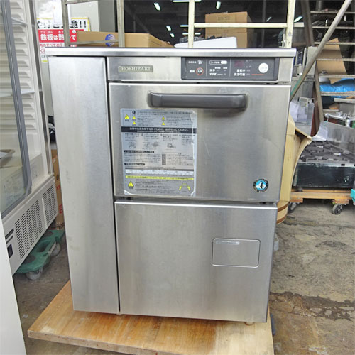 【中古】食器洗浄機 ホシザキ JW-300TUF 幅600×奥行450×高さ820 60Hz専用 【送料別途見積】【業務用】