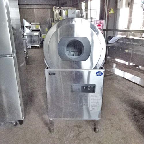 【中古】食器洗浄機(リターンパススルー) サンヨー DW-HT43U3 幅600×奥行600×高さ1280 三相200V 60Hz専用 【送料別途見積】【業務用】