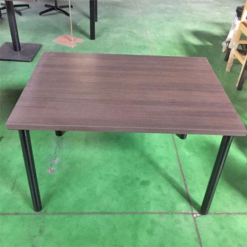 【中古】テーブル 幅1100×奥行750×高さ700 【送料別途見積】【業務用】