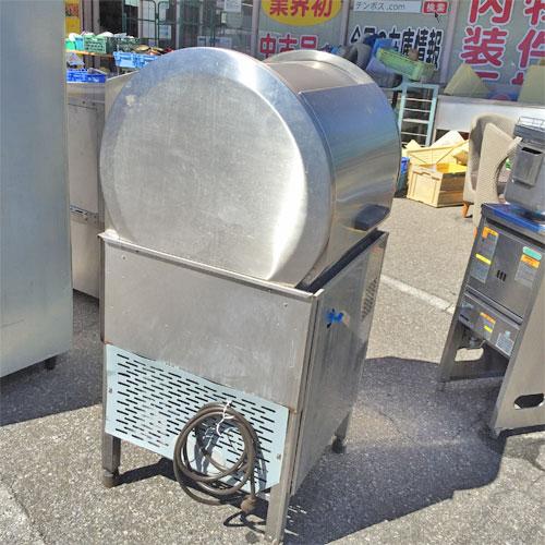 【中古】食器洗浄機 サンヨー DW-HD44U3L 幅600×奥行600×高さ1260 三相200V 50Hz専用 【送料別途見積】【業務用】