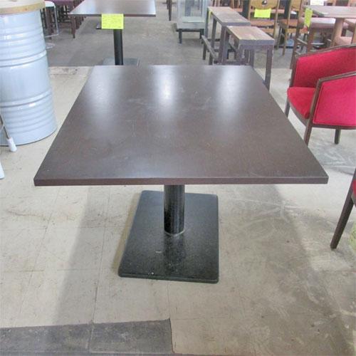 【中古】テーブル 幅1200×奥行860×高さ700 【送料無料】【業務用】