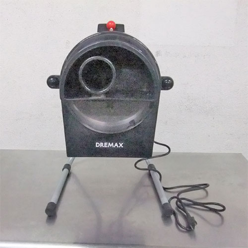 【中古】スライサー DREMAX DX-100 幅345×奥行450×高さ490 【送料別途見積】【業務用】