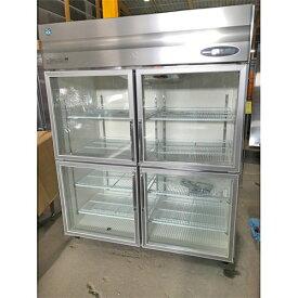 【中古】冷蔵リーチインショーケース ホシザキ RS-150X3-4G 幅1500×奥行800×高さ1890 三相200V 【送料無料】【業務用】
