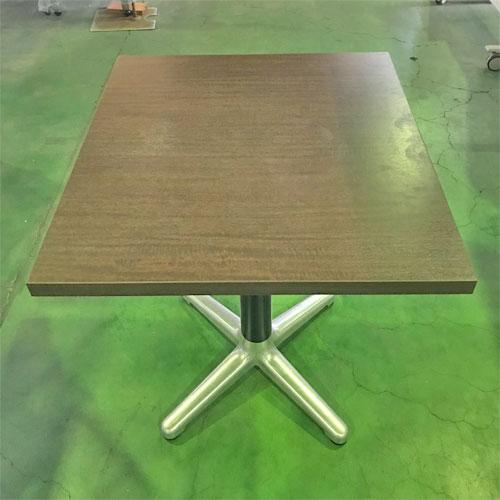 【中古】テーブル 幅600×奥行650×高さ710 【送料別途見積】【業務用】