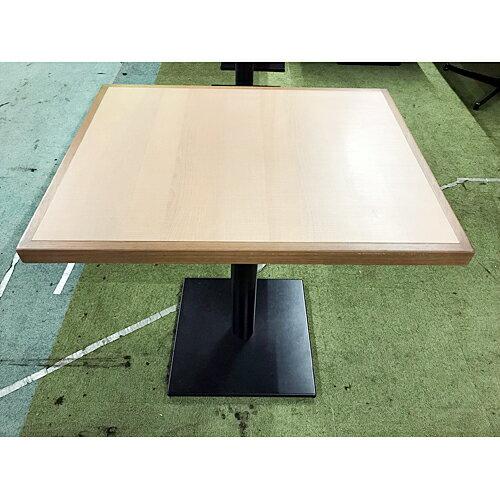 【中古】テーブル 幅600×奥行750×高さ750 【送料別途見積】【業務用】