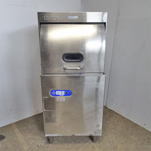 【中古】食器洗浄機 タニコー TDW-40E3L 幅600×奥行600×高さ1320 三相200V 60Hz専用 【送料別途見積】【業務用】